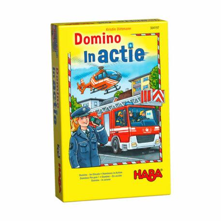 Haba Spel Domino - In Actie