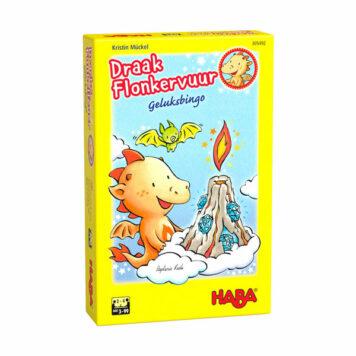 Haba Spel Draak Flonkervuur - Geluksbingo 3+
