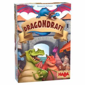 Haba Spel Dragondraft 8+