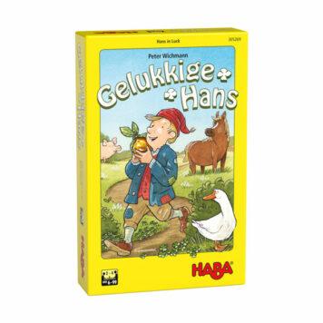 Haba Spel Gelukkige Hans 6+