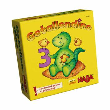 Haba Spel Getallendino 3+