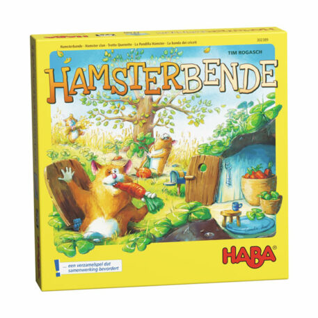 Haba Spel Hamsterbende 4+