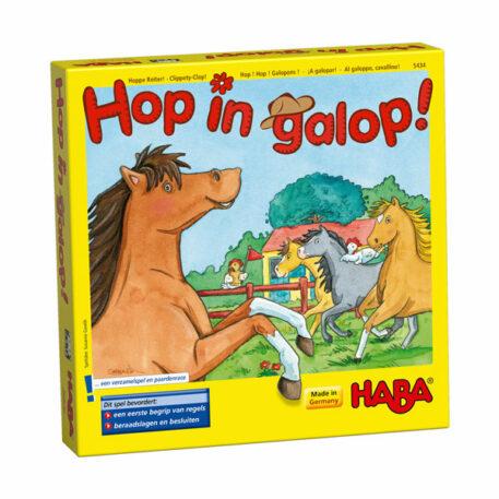 Haba Spel Hop in Galop 3+