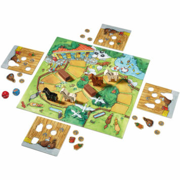 Haba Spel Hop in Galop 3+