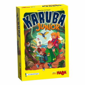 Haba Spel Karuba Junior 4+