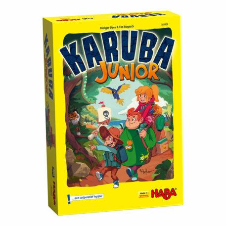 Haba Spel Karuba Junior 4+