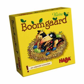 Haba Spel Kleine Boomgaard 3+