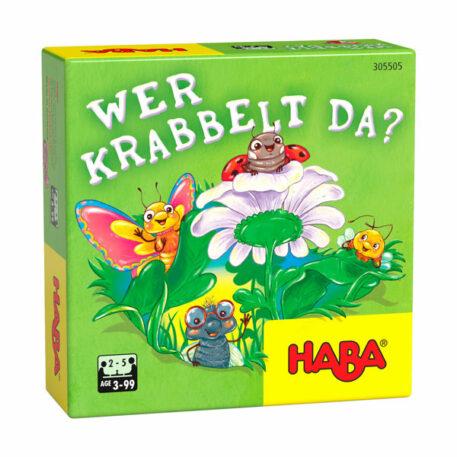 Haba Spel Kriebelbeestjes 3+