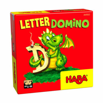 Haba Spel Letterdomino 6+