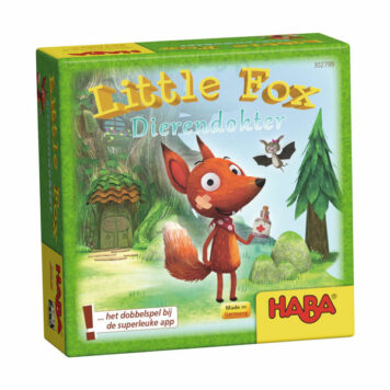Haba Spel Little Fox Dierendokter 4+