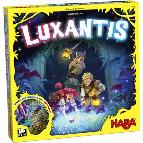Haba Spel Luxantis 6+
