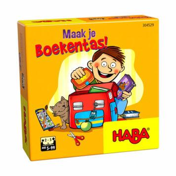Haba Spel Maak je Boekentas 5+