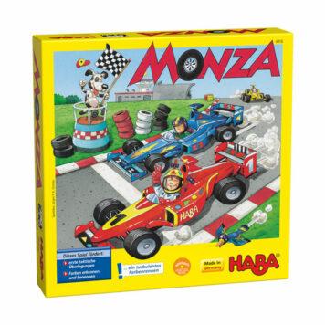 Haba Spel Monza 5+