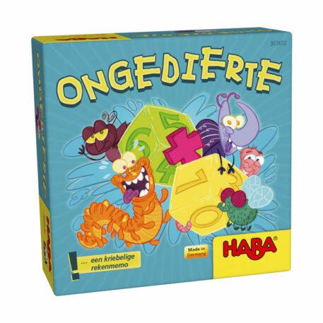 Haba Spel Ongedierte 6+