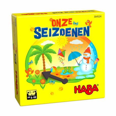 Haba Spel Onze Seizoenen 4+