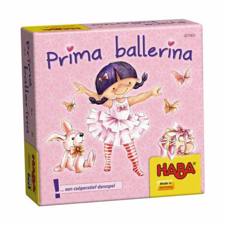 Haba Spel Prima Ballerina 4+