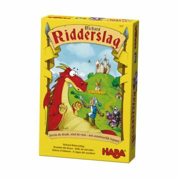 Haba Spel Richard Ridderslag 5+
