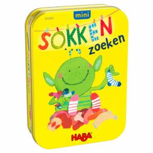Haba Spel Sokken Zoeken Mini 4+