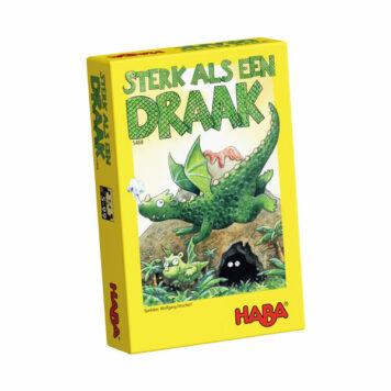 Haba Spel Sterk als een Draak 5+