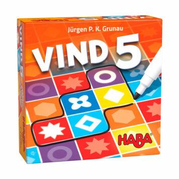 Haba Spel Vind Vijf! 7+