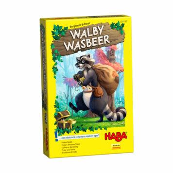 Haba Spel Walby Wasbeer 5+