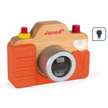 Janod Fototoestel met geluid +18M