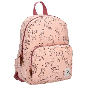 Kidzroom Rugzak Animal Academy Cat Large