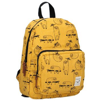 Kidzroom Rugzak Animal Academy Sloth Large