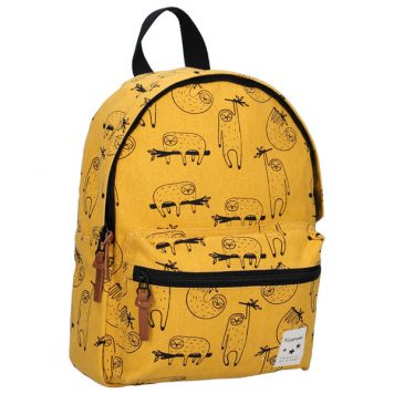 Kidzroom Rugzak Animal Academy Sloth Small