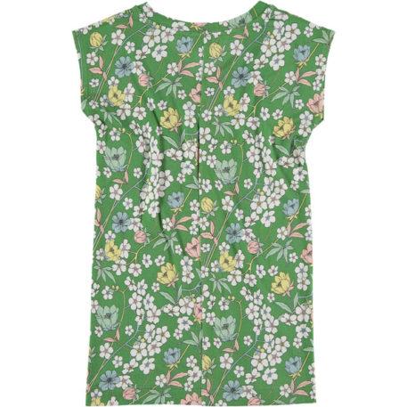 Kik Kid Dress Jersey Flower