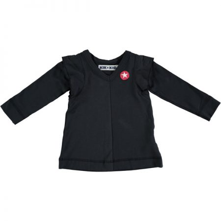 Kik Kid Dress Viscose Black