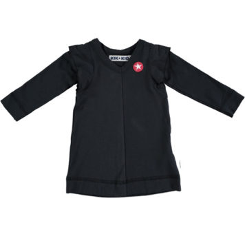 Kik-Kid-Dress-Viscose-Black