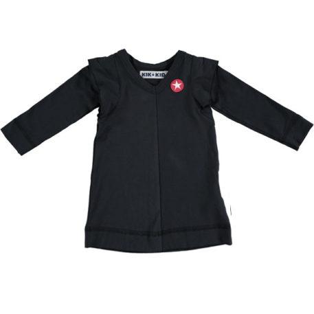 Kik-Kid-Dress-Viscose-Black