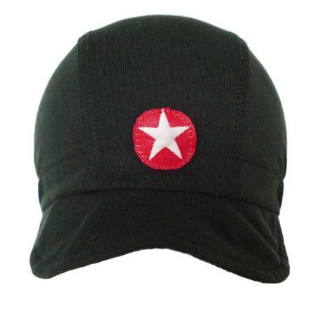 Kik Kid Hat Cap Black
