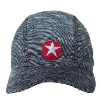 Kik Kid Hat Cap Black White Melee