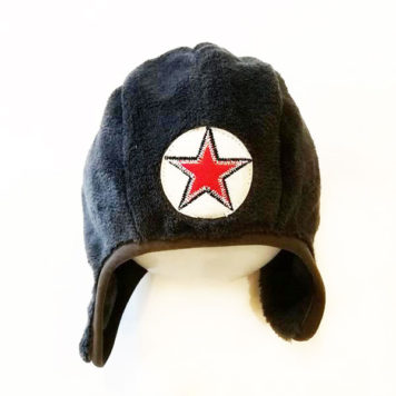 Kik Kid Hat Speedy Fur Dark Grey