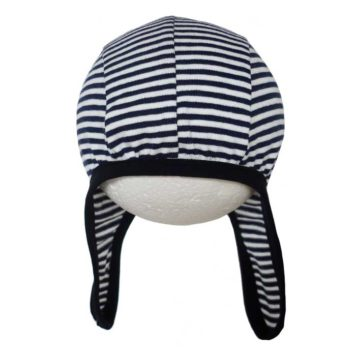 Kik Kid Hat Speedy Grey-White Stripe