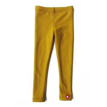 Kik Kid Legging Thick Yellow