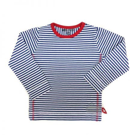 Kik Kid Longsleeve Stripe Blue