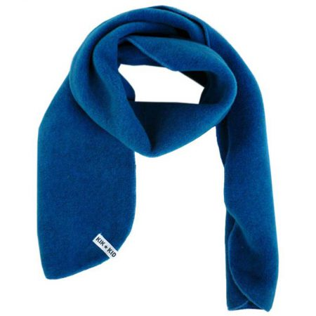 Kik Kid Shawl Fleece Blue