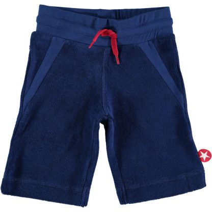 Kik Kid Short Terry Dark Blue