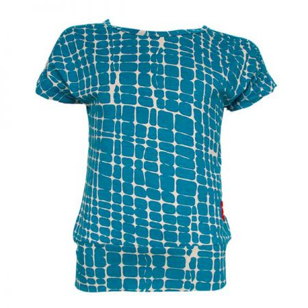 Kik Kid T-shirt Block Blue
