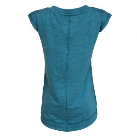 Kik Kid T-shirt Stitched Blue