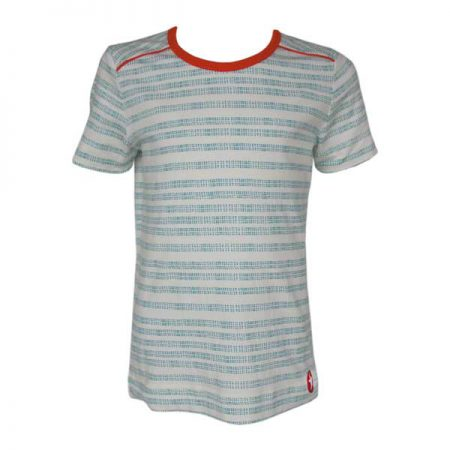 Kik Kid T-shirt Stripe Dots