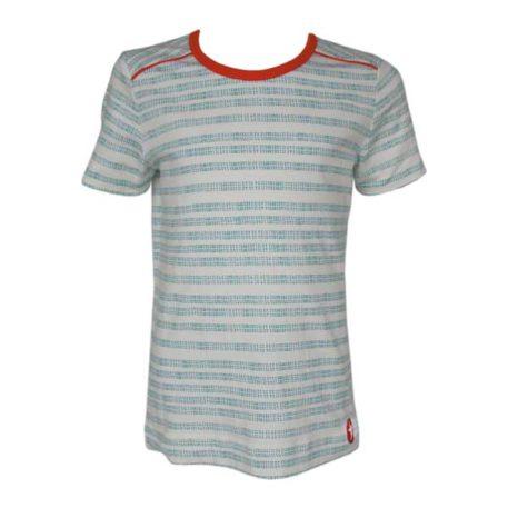 Kik Kid T-shirt Stripe Dots