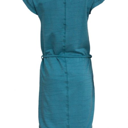 Kik Kid Teedress Stitched Blue