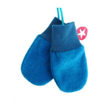 Kik Kid Wanten Fleece Blue