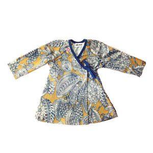 Kik Kid Wrap Dress Several