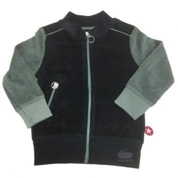 Kik Kid vest Terry Black
