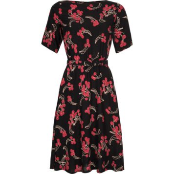 King Louie Betty Dress Cherrypop